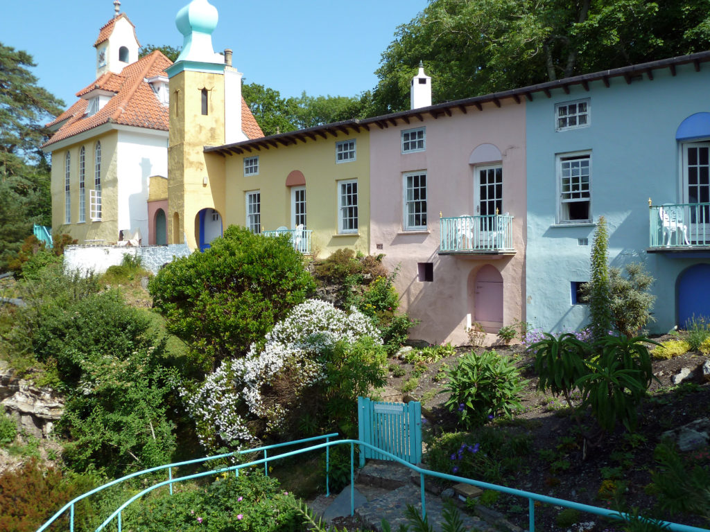 Chantry Row Portmeirion